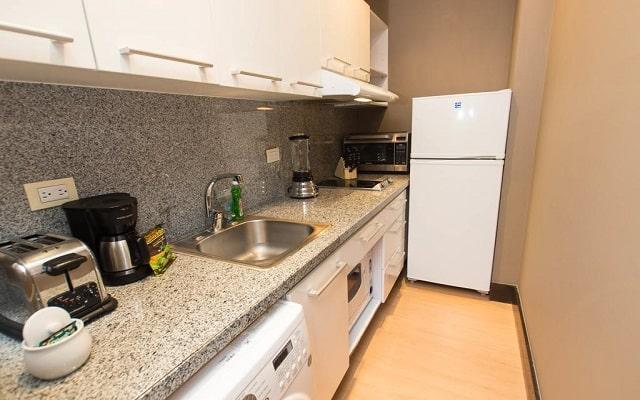 Hotel HauSuites, suites con cocina equipada