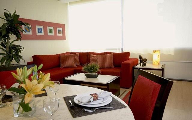 Hotel HauSuites, confort en cada sitio