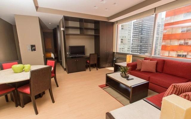 Hotel HauSuites, espacios de diseño