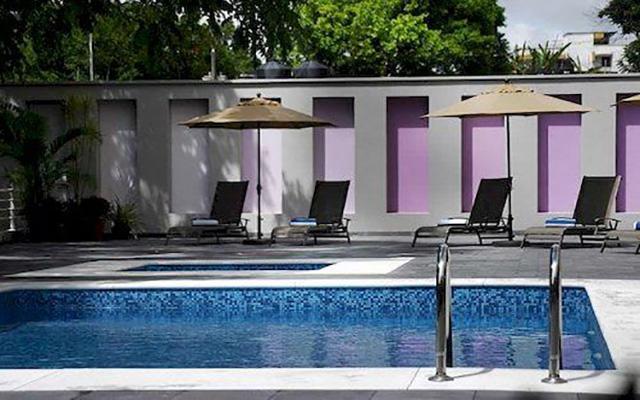 Hotel hb cordoba ofertas de hoteles en veracruz for Hotel con piscina en cordoba