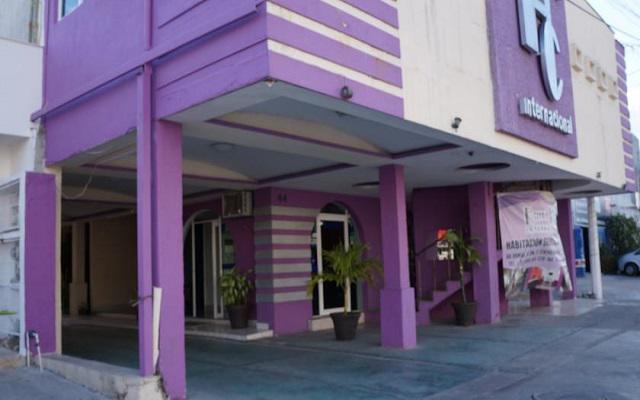 Hotel HC Internacional en Cancún Centro