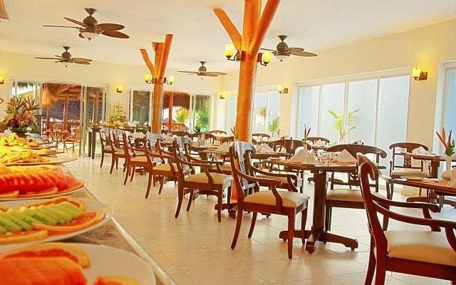 Hotel Hidden Beach Resort Au Naturel, by Karisma, buena propuesta gastronómica
