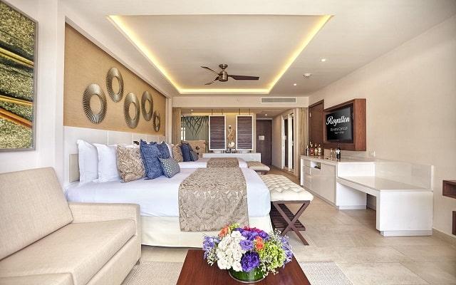 Hotel Hideaway at Royalton Riviera Cancún Sólo Adultos, habitaciones con todas las amenidades