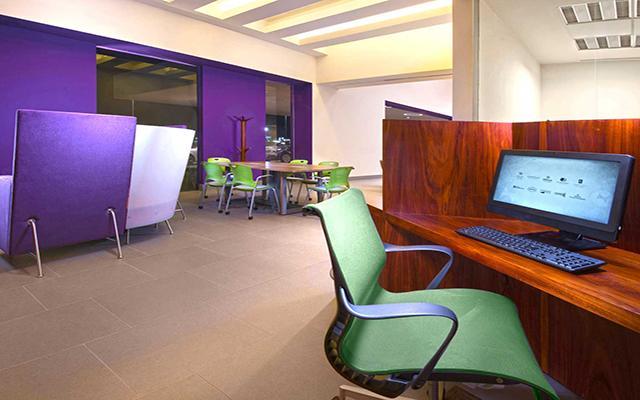 Hilton Garden Inn Monterrey Aeropuerto, centro de negocios