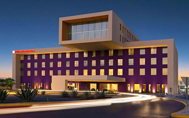 Hilton Garden Inn Monterrey Aeropuerto en Aeropuerto
