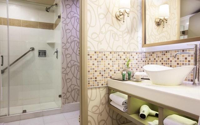 Hotel Hilton Guadalajara, amenidades de calidad