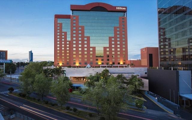 Hotel Hilton Guadalajara en Guadalajara Ciudad