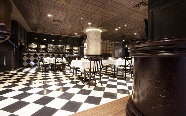 Hotel Hilton Guadalajara, gastronomía de calidad