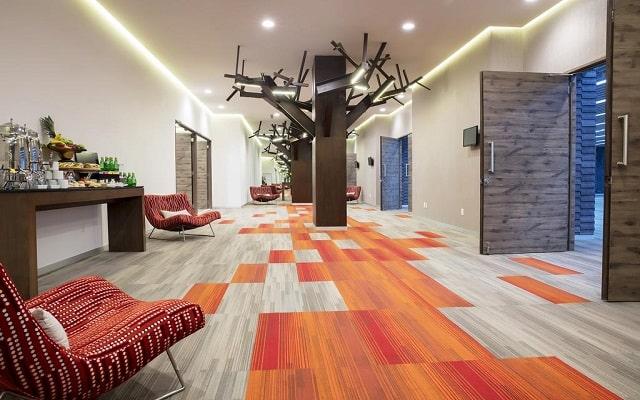 Hotel Hilton Guadalajara, cómodas instalaciones
