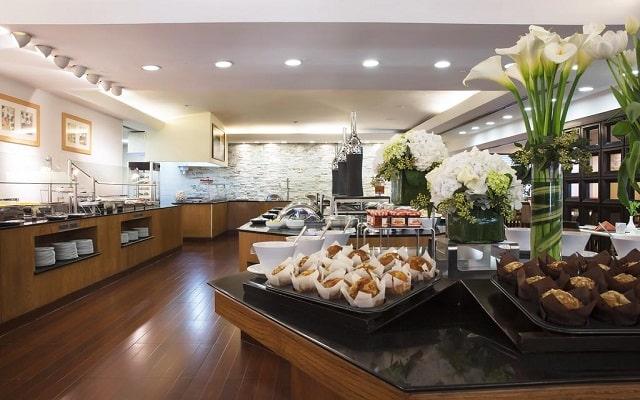 Hotel Hilton Guadalajara, rico y variado menú para tus alimentos