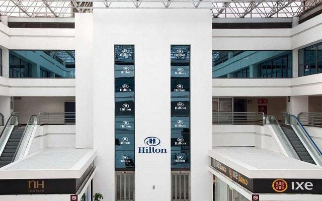 Hotel Hilton México City Airport en Aeropuerto