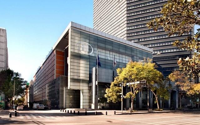 Hotel Hilton México City Reforma en Zona Rosa