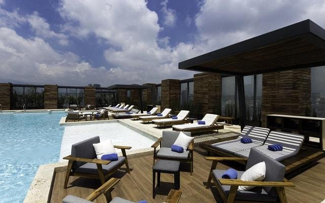 Hotel Hilton Mexico City Santa Fe, disfruta cada instante de tu descanso