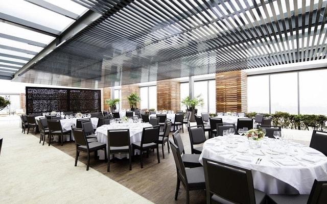 Hotel Hilton Mexico City Santa Fe, espacios para eventos