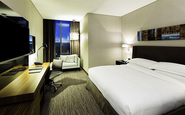 Hotel Hilton Mexico City Santa Fe, habitaciones bien equipadas