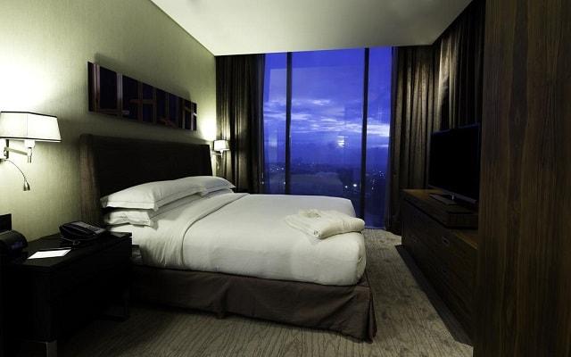 Hotel Hilton Mexico City Santa Fe, espacios diseñados para tu descanso