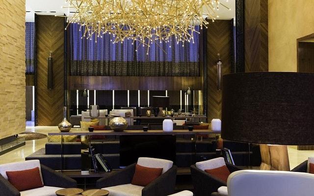 Hotel Hilton Mexico City Santa Fe, lobby