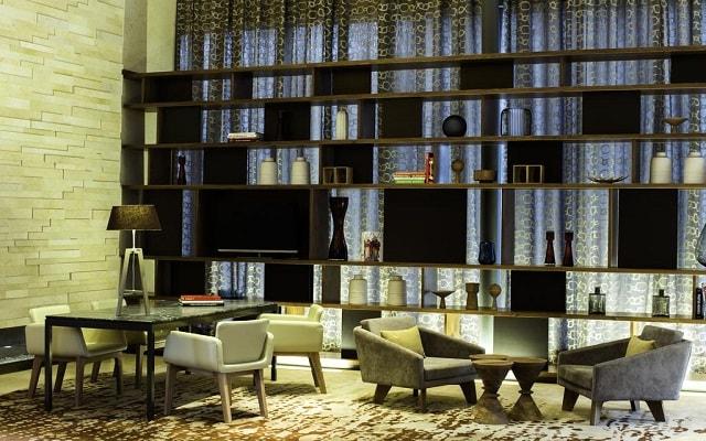 Hotel Hilton Mexico City Santa Fe, lujo y confort