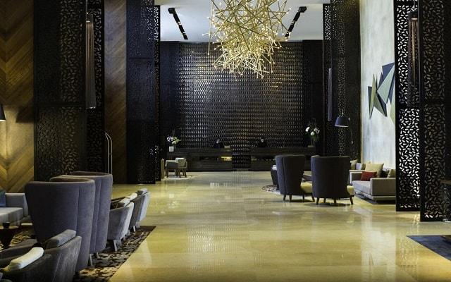 Hotel Hilton Mexico City Santa Fe, atención personalizada desde el inicio de tu estancia