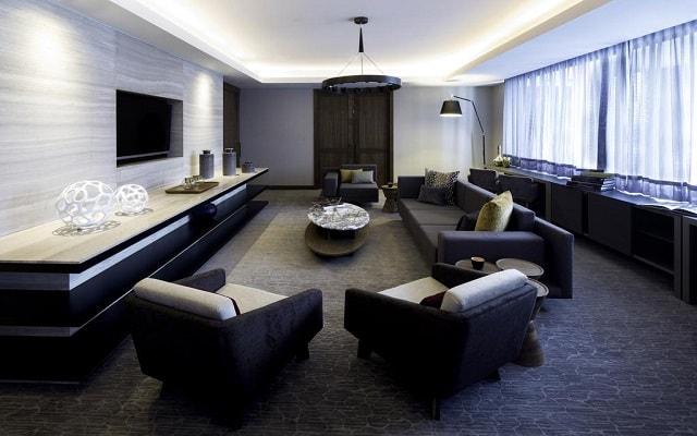 Hotel Hilton Mexico City Santa Fe, cuenta con 11 salas de reuniones