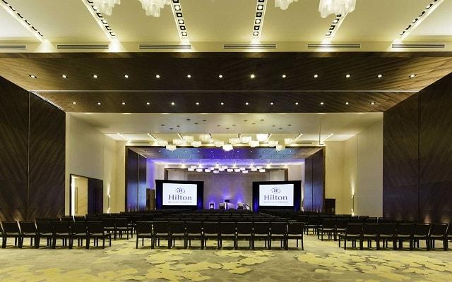 Hotel Hilton Mexico City Santa Fe, salón de eventos