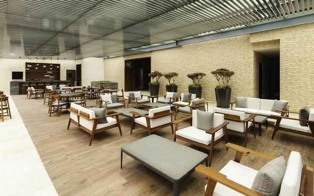Hotel Hilton Mexico City Santa Fe, servicio de calidad