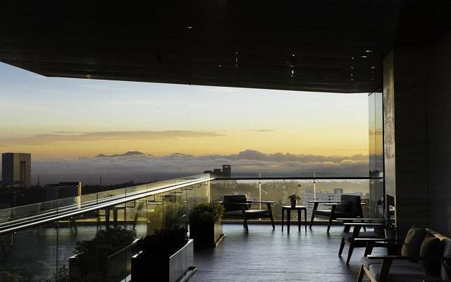 Hotel Hilton Mexico City Santa Fe, vistas increíbles