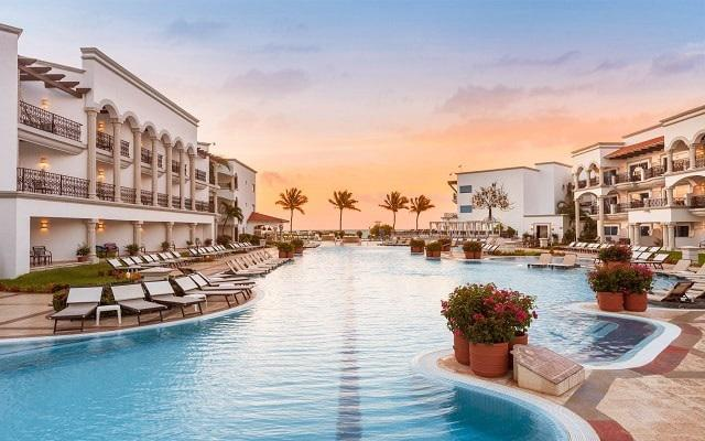 Hotel Hilton Playa del Carmen, an All-inclusive Resort, escenarios fascinantes