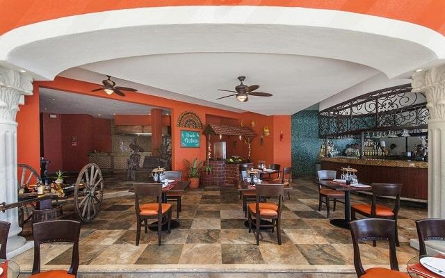 Hotel Hilton Playa del Carmen, an All-inclusive Resort, servicio de calidad
