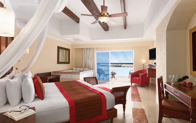 Hotel Hilton Playa del Carmen, an All-inclusive Resort, habitaciones bien equipadas