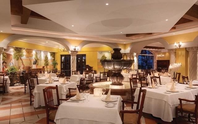 Hotel Hilton Playa del Carmen, an All-inclusive Resort, buena propuesta gastronómica