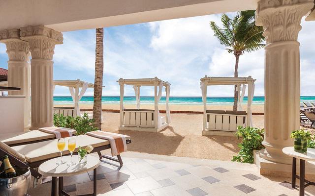 Hotel Hilton Playa del Carmen, an All-inclusive Resort, amenidades en la playa