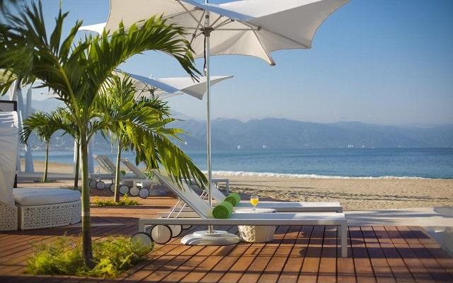Hotel Hilton Puerto Vallarta Resort All Inclusive, admira la belleza del lugar