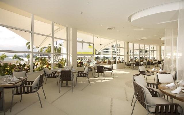 Hotel Hilton Puerto Vallarta Resort All Inclusive, buena propuesta gastronómica
