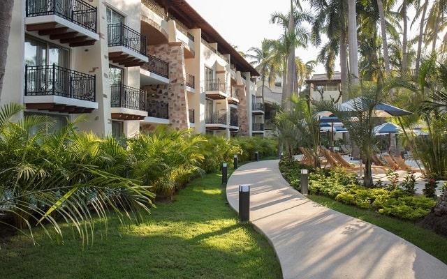 Hotel Hilton Puerto Vallarta Resort All Inclusive, pasea por las instalaciones