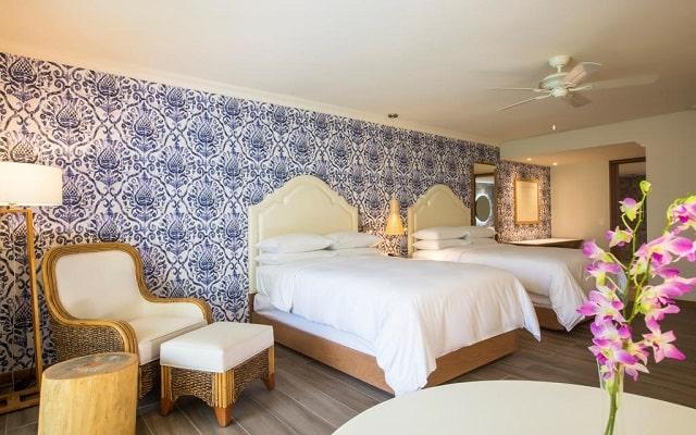Hotel Hilton Puerto Vallarta Resort All Inclusive, espacios diseñados para tu descanso