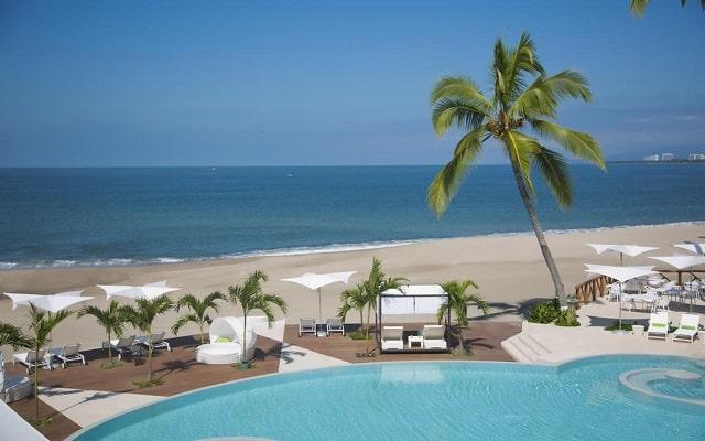 Hotel Hilton Puerto Vallarta Resort All Inclusive, vistas hermosas