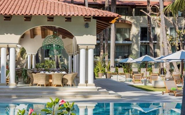 Hotel Hilton Puerto Vallarta Resort All Inclusive, servicio de calidad