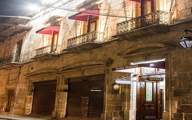 Hotel Historia en Morelia Ciudad