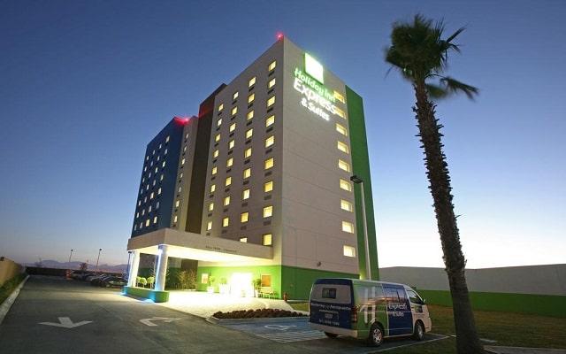Hotel Holiday Inn Express & Suites Monterrey Aeropuerto en Aeropuerto