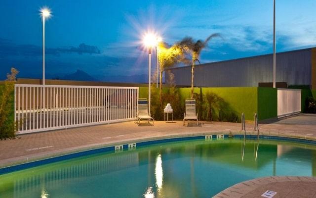 Hotel Holiday Inn Express & Suites Monterrey Aeropuerto, noches inolvidables
