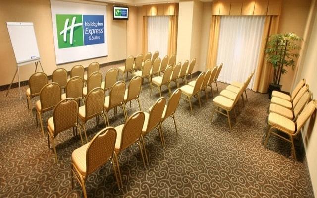 Hotel Holiday Inn Express & Suites Monterrey Aeropuerto, salón de eventos