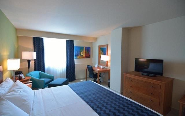 Hotel Holiday Inn Express Cabo San Lucas, habitaciones bien equipadas