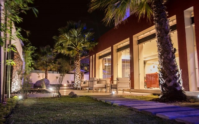 Hotel Holiday Inn Express Guadalajara Aeropuerto, cómodas instalaciones