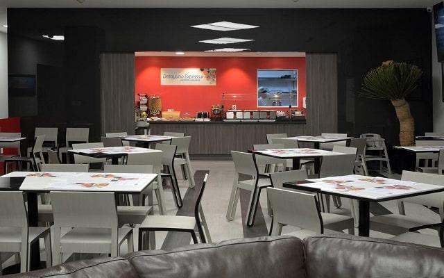 Hotel Holiday Inn Express Pachuca, escenario ideal para tus alimentos