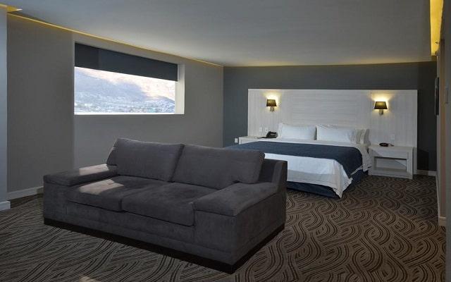 Hotel Holiday Inn Express Pachuca, espacios diseñados para tu descanso