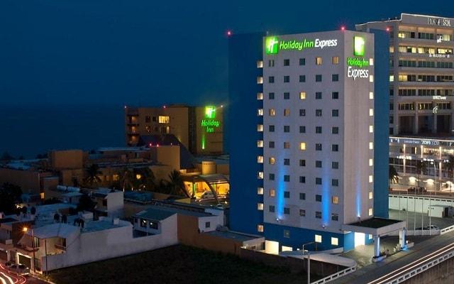 Hotel Holiday Inn Express Veracruz Boca del Río en Boca del Río