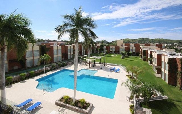 Hotel Holiday Inn Hermosillo, disfruta de su alberca al aire libre