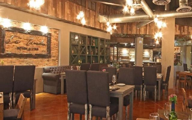 Hotel Holiday Inn Hermosillo, disfruta una copa en el bar