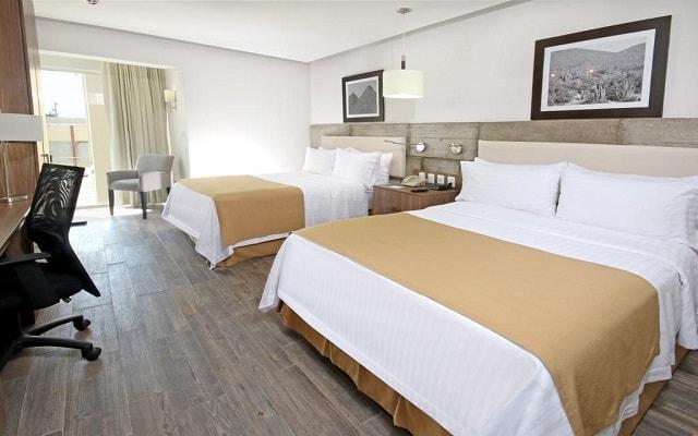 Hotel Holiday Inn Hermosillo, espacios diseñados para tu descanso